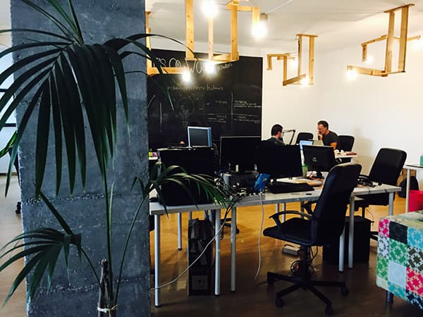 Photo of BCNewt Coworking Space in Barcelona